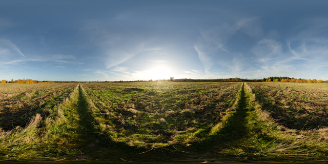 Farndon Fields 360° Panorama