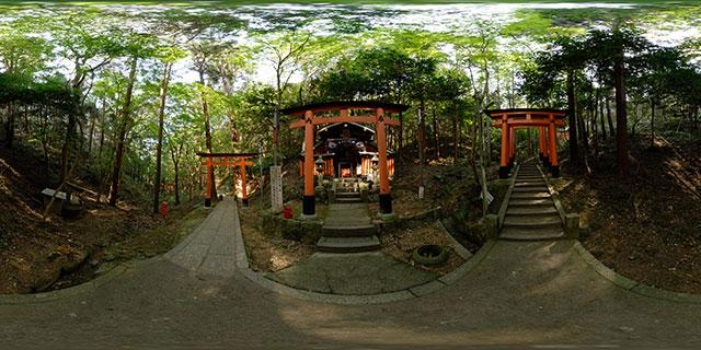 Fushimi Inari Taisha 7 360° Panorama