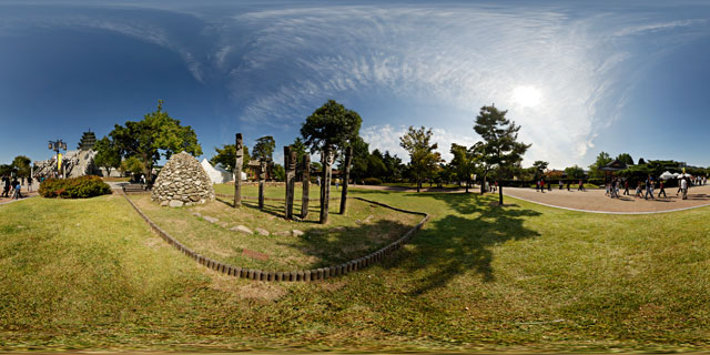 National Folk Museum of Korea – Jangseung 360° Panorama
