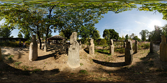 National Folk Museum of Korea – Muninseok 360° Panorama