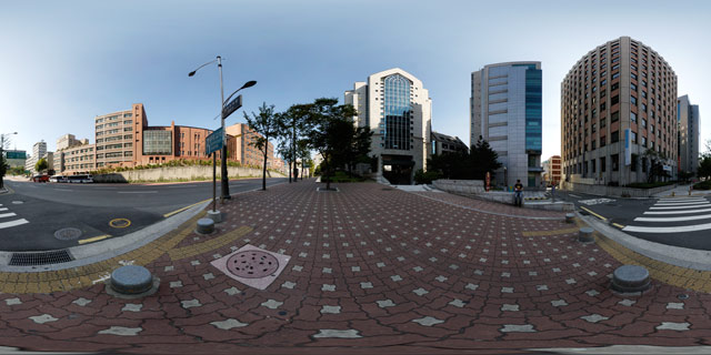 Samil-ro and Young Nak 50th Anniversary Hall 360° Panorama