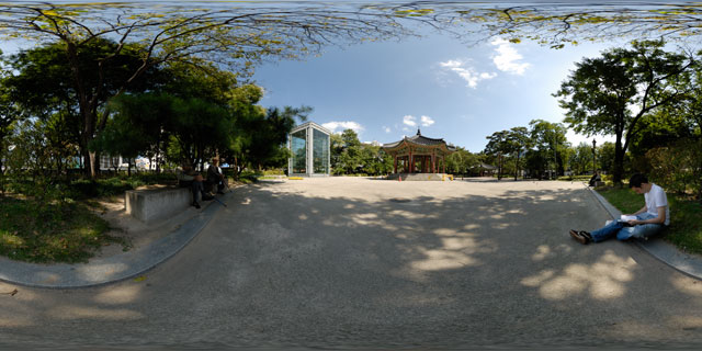 Tapgol Park 360° Panorama